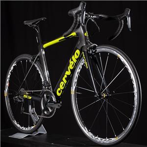 Used 2018 Cervelo S3 Ultegra Di2 Carbon Road Bike Size 54