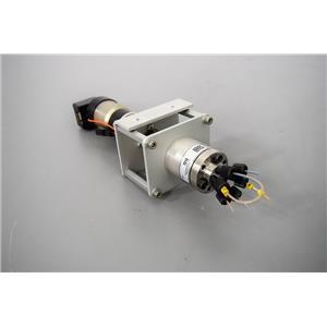 Rheodyne 6-Port Valve Faulhaber 32/1 46:1 Motor and Heds-5500 Encoder Warranty