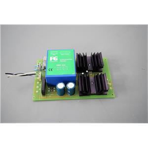 Bruker LC Nucri Bay BPSU - FG Elektronik FG9217-001.0 Power Board Warranty