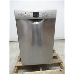 "Bosch 300 Series 18"" SS AquaStop Plus 46dBA Tall Tub-Dishwasher SPE53U55UC"