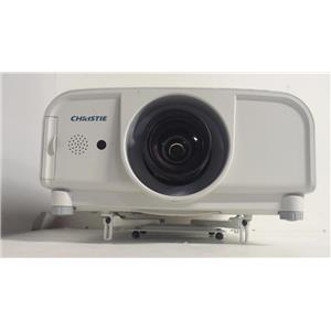 CHRISTIE LX500 LCD PROJECTOR(1007 LAMP HOURS USED)