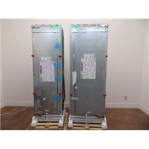 """Gaggenau 54"""" Fully Integrated Refrigerator Freezer Column RF461701 / RC472701"""
