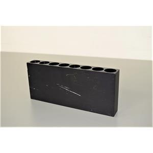 Beckman Coulter 342422  Dry Bath Heating Block 1 x 3-1/2 8-Slot 3 Tubes Warranty