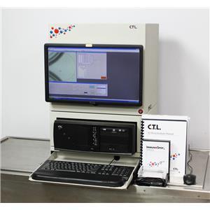 2012 CTL ImmunoSpot S5 Micro Analyzer ELISpot Reader Colony Counting 2001726