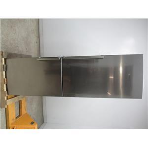 "Bosch 800 Series 24"" Bright Lights Bottom Freezer RH Refrigerator B11CB81SSS (4)"