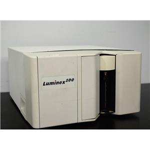 Bio-Rad Luminex 100 Fluidic Subsystem Powers On Parts Unit