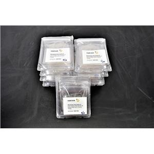Varian 392611855 Microvolume Glass Inserts 2.0ml Silanized Vial 100CT Pack of 9