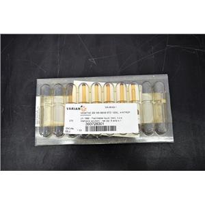 Varian 03-937283-01 ESI Sensitivity 1200L LC/MS 4-Nitrophenol 6 Test Samples