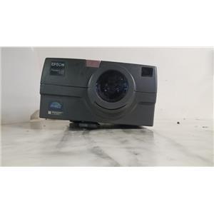 EPSON ELP-5000 POWERLITE LCD PROJECTOR (810 LAMP HOURS USED)