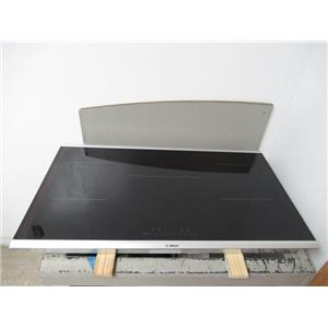 Bosch 800 Series 36 Inch 17 Power Levels AutoChef Induction Cooktop NIT8668SUC