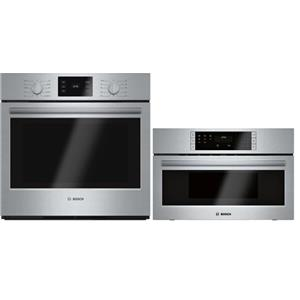 """Bosch 500 30"""" Combination Convection Oven /Microwave Oven HBL5451UC / HMB50152UC"""