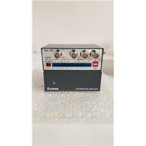 EXTRON MDA 3AV DISTRIBUTION AMPLIFIER 60-439-20