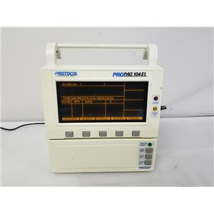Protocol Systems ProPaq 104EL Patient Monitor