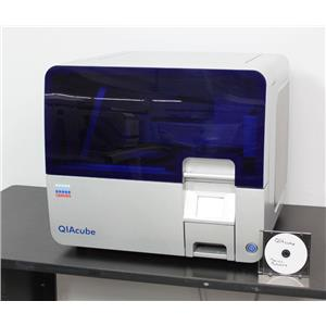QIAGEN QIAcube Automated DNA RNA Isolation Purification Spin Column Sample Prep