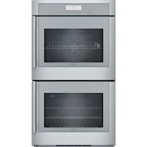 Thermador MED302RWS 30 Inch Double Wall Oven 16 Cooking Modes Self-Clean Images