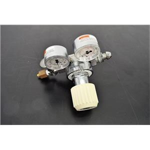 Western Medica MSH45580 Nitrogen LabStyle Adjustable Pressure Regulator Warranty