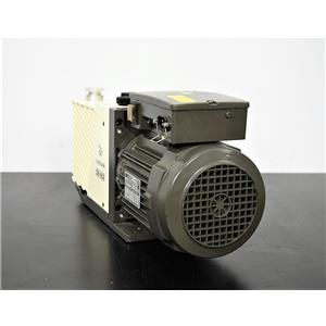 Varian DS-602 Dual Stage Rotary Vane Vacuum Pump 1 Phase For Parts Or Repair