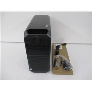 HP 3KX06UT#ABA Workstation Z4 G4 - MT - Xeon W-2123 3.6GHz 8GB 1TB W10P