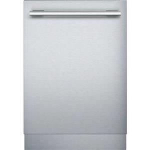 "Thermador Masterpiece Emerald 24"" 48 dBA 6 Wash Cycles Dishwasher DWHD650WFM"