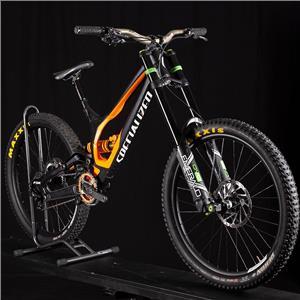 2017 Specialized Demo 8 Alloy Downhill Bike Size XL, Upgraded