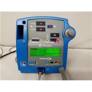 GE Dinamap Pro 400V2 Patient Monitor