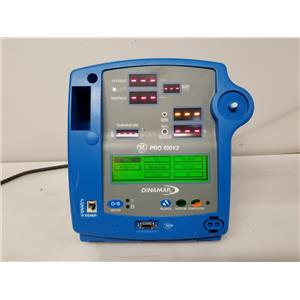 GE Dinamap Pro 400V2 Patient Monitor (As-Is)