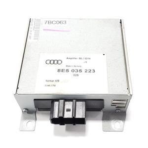 2002-2005 B6 Audi A4 S4 Radio Amplifier 8E5035223 Harman AES GENUINE OEM