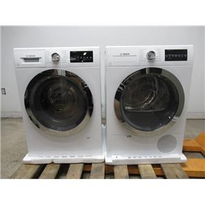 Bosch 800 Series WHT Chrome Washer / Dryer Set WAT28402UC / WTG86402UC (4)