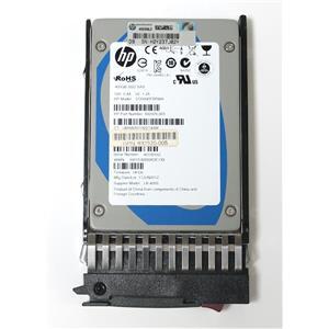 HP G8 G9 400GB 6GB/s 2.5 inch SAS SLC SSD EO0400FBRWA 632429