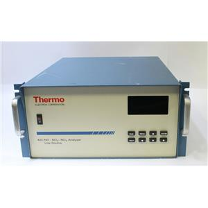 Thermo NO-NO2-NOx 42C Chemiluminescence Gas Emission Analyzer FOR PARTS