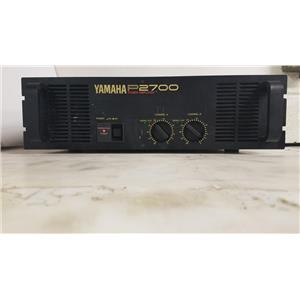 YAMAHA P2700 POWER AMPLIFIER