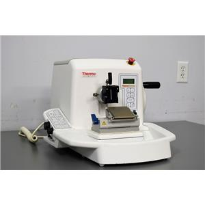 Thermo Scientific Shandon Finesse ME+ Benchtop Microtome w/ Blade Holder
