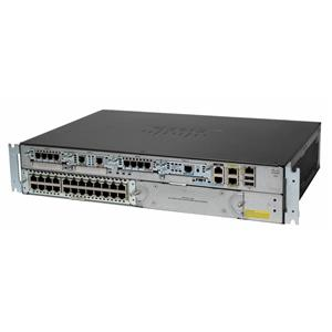 Cisco2911-VSEC/K9 DataK9 UCK9 PoE SM-ES3-24-P Voice Security Router 512 PVDM3-32