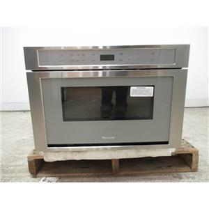 """Thermador Masterpiece Series 24"""" SS 1.2 Cu. Ft. Built In Microwave MD24WS"""