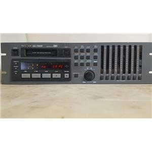 TASCAM DA-78HR HIGH RESOLUTION 24 BIT DIGITAL RECORDER