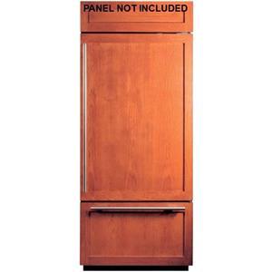 NIB Sub-Zero 30 Inch 17 cu. ft Built-in Bottom-Freezer Refrigerator BI30UORH
