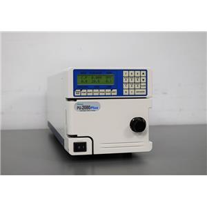Jasco PU-2080 Plus Intelligent HPLC Pump Chromatography Programmable Warranty