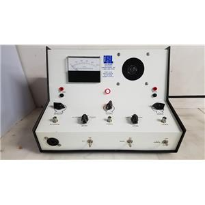 LECTRONIC RESEARCH LABORATORIES LRL 510A SOLID STATE KYLSTRON POWER SUPPLY