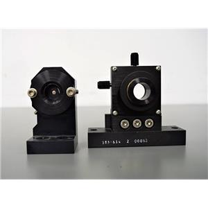 "Two ""New Focus"" Optic Filter Holders for Amersham MegaBace 1000 Warranty"