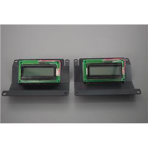 Two Digital Display Units 0238-150/0238-166 for  Amersham MegaBace 1000 Warranty