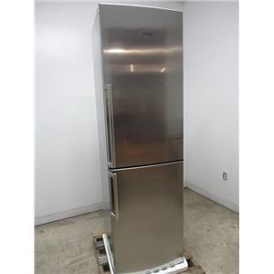 """Bosch 500 24"""" 11 CB Counter-Depth Refrigerator Stainless B11CB50SSS"""