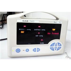 CASMED 740 Vital Signs Monitor SP02 NIBP