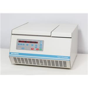 Beckman Avanti 30 High Speed Compact Refrigerated Benchtop Centrifuge 364104