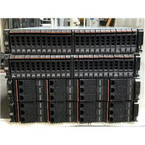 IBM Storewize V7000 48x 1.2TB & 24x 4TB Fibre Channel VMware iSCSI Storage Array