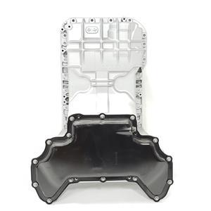 Mercedes C300 C350 E350 SLK Upper Lower Engine Oil Pan RWD 2720142102 2720100128