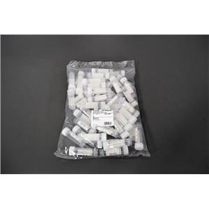 New Package of 50 Sarstedt Inc 63.9922.253 25mL Tube 90x25PP with Cap NAT