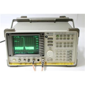 HP Agilent Keysight 8563E Spectrum Analyzer 9kHz to 26.5GHz