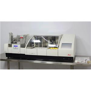 Leica ST5020 CV5030 Autostainer Coverslipper Slide Stainer with Warranty