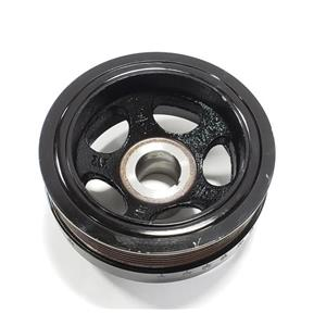 07-13 Mercedes R350 GL ML E Harmonic Balancer 3.0L Diesel CDI 6420300403 OEM