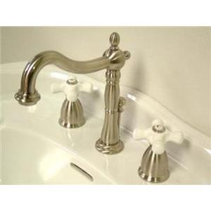 Kingston Bathroom Sink Faucet Satin Nickel KB1978PX